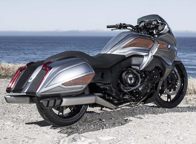 Bmw Motorrad Concept 101 Журнал Quot МОТО Quot МОТО Magazine