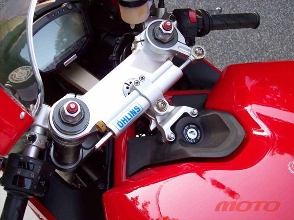 Рулевой демпфер на мотоцикл своими руками