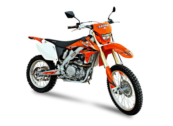 Xmotos XZ250 Enduro.