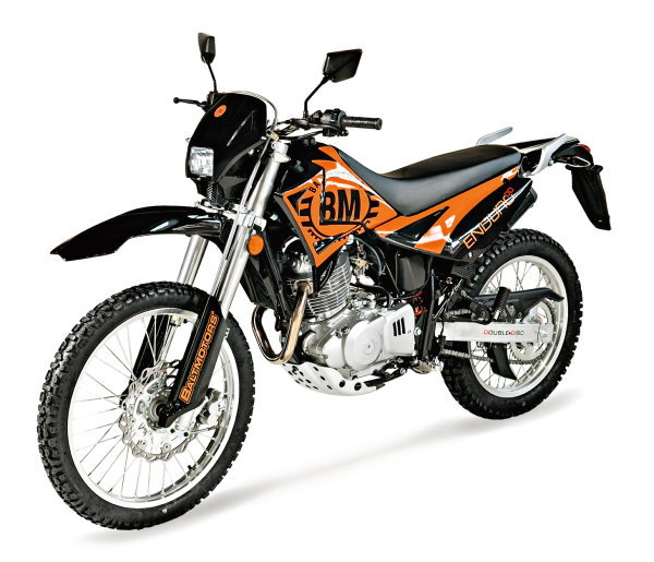 Baltmotors Enduro 250 DD.