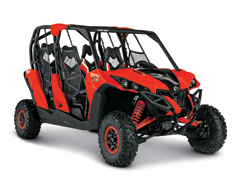 2014 Can-Am Maverick MAX X rs DPS