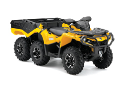 2014 Can-Am Outlander 1000 XT 6X6