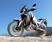 Гараж 2020: Honda Africa Twin Adventure Sports CRF1100 D4L (ES DCT)